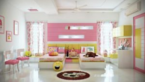 30 Cute Teenage Girl Bedroom Design Ideas