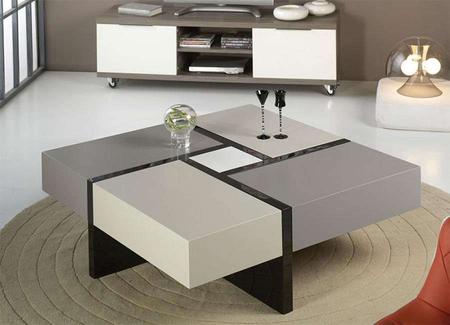 Contemporary coffee tables with storage for Modern coffee table