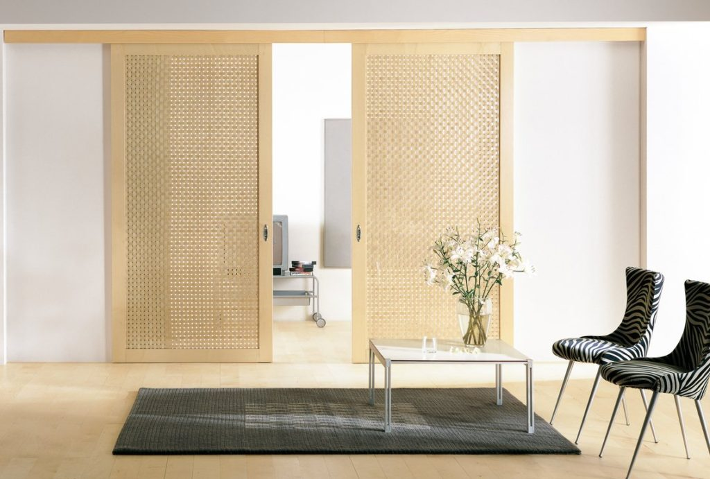 Coozy Exit Sliding Door Design