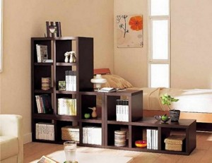 Dividing Rooms by Using Room Divider