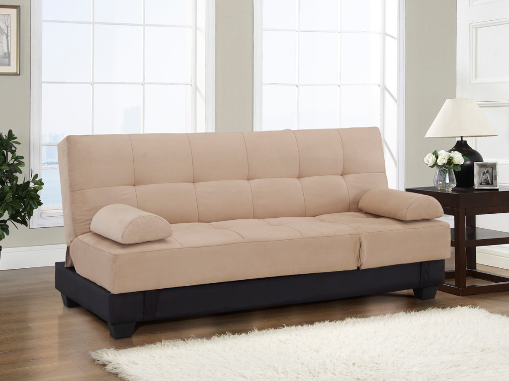 Full size convertible sofa bed inspirational castro for Divan convertible
