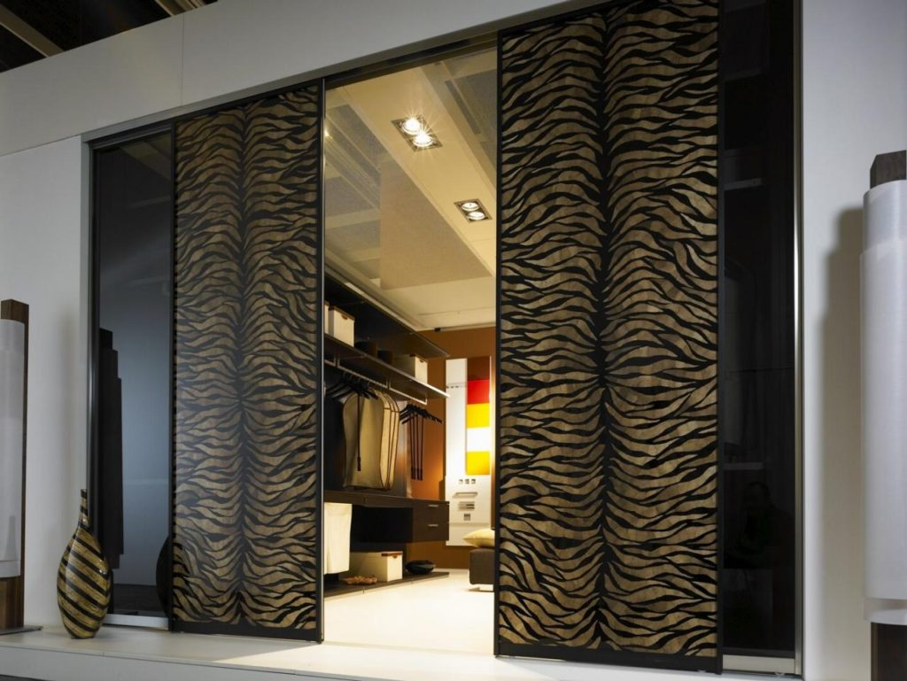 Luxury Interior Sliding Door Design