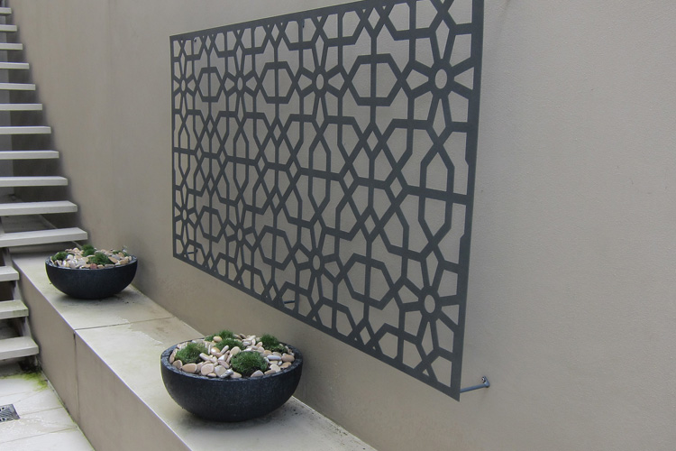 Outdoor Wall Art Ideas | EVA Furniture