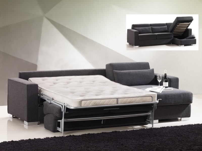 Gentil Queen Size Sofa Bed Sectional