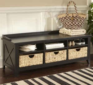 10 Shoe Storage Bench Design Ideas