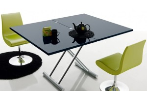 Glass Kitchen Table Make Your Kitchen Seems Comfortable