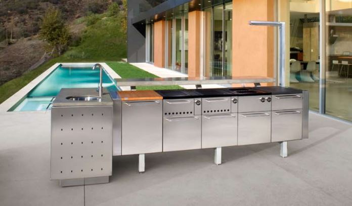 Fuego Modular Outdoor Kitchen