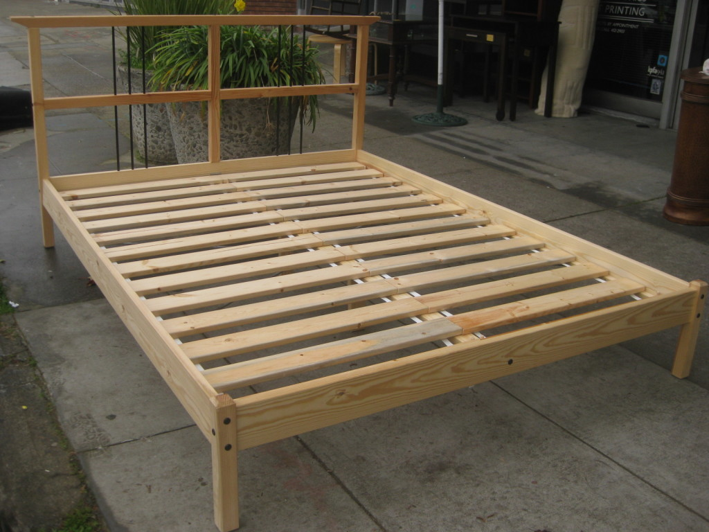 How to build platform bed frame for Make your own bed frame ideas