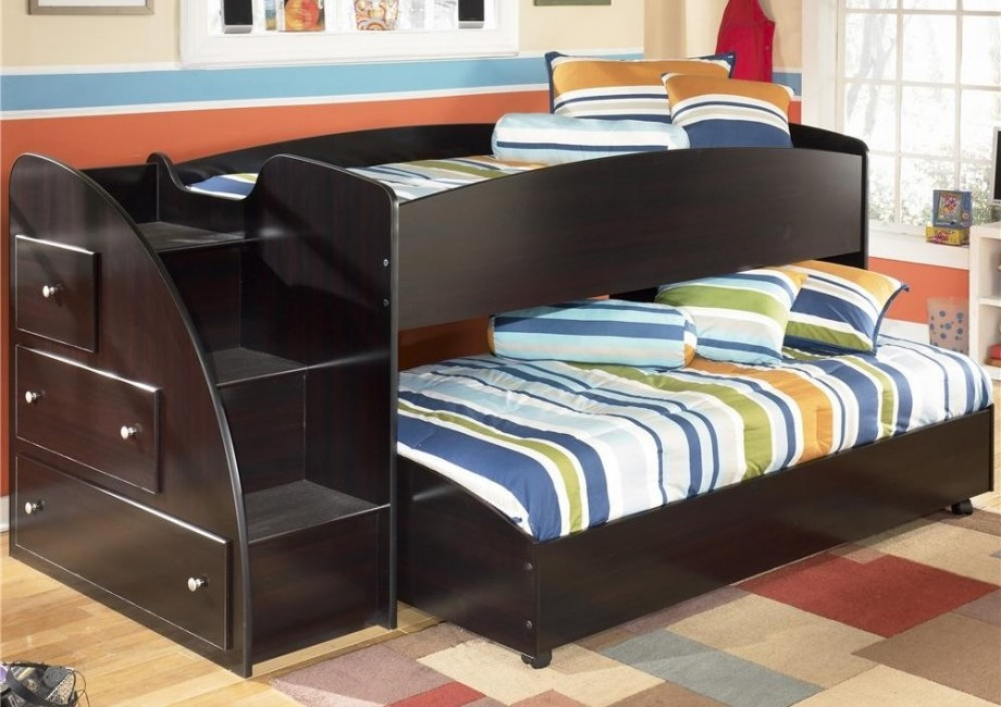 Low Loft Beds For Kids