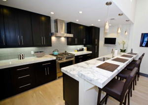 Marble Countertops for Elegant Kitchen