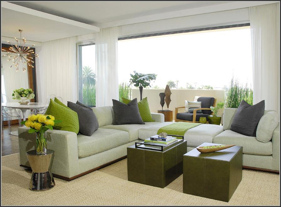 Modern Feng Shui Living Room | EVA Furniture