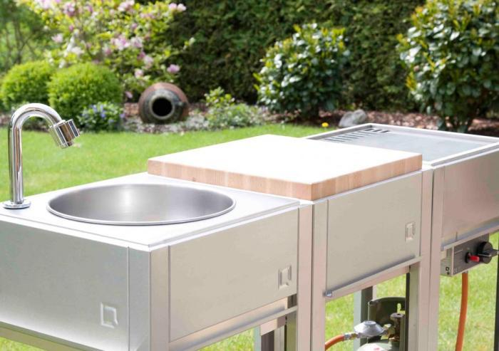modular outdoor kitchen kits | eva furniture