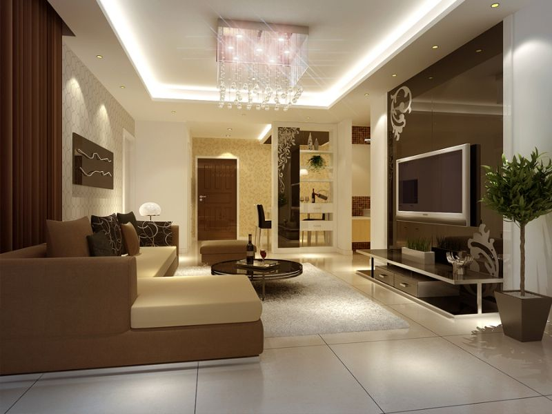 Small Living Room Decoration | EVA Furniture