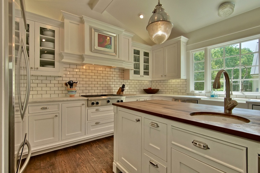 Subway Tile Kitchen Backsplashes