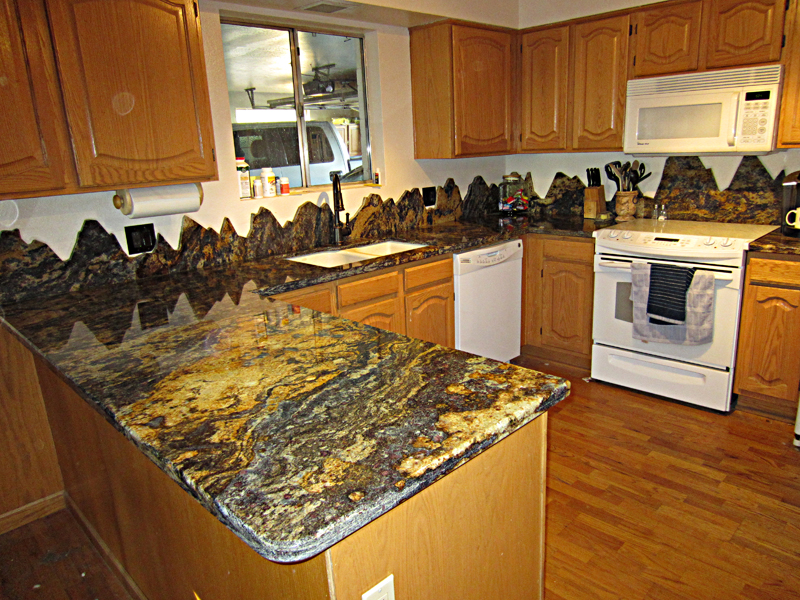 Types Of Solid Surface Countertops