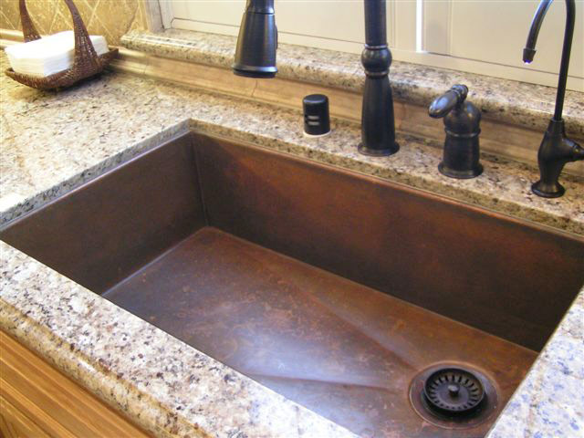 Undermount Kitchen Sinks For Granite Countertops