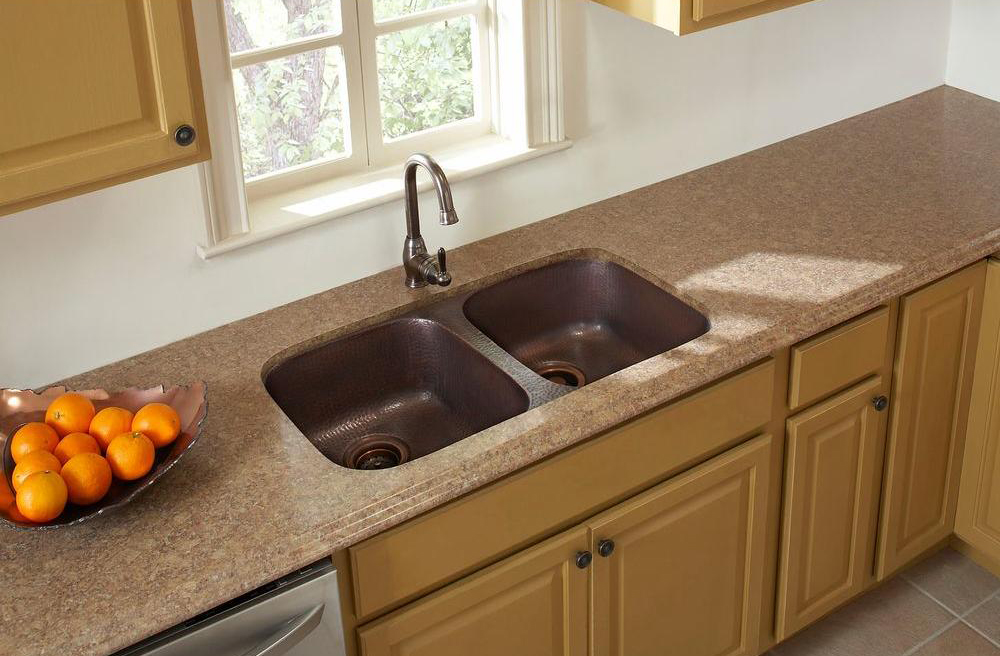 Undermount Copper Kitchen Sinks