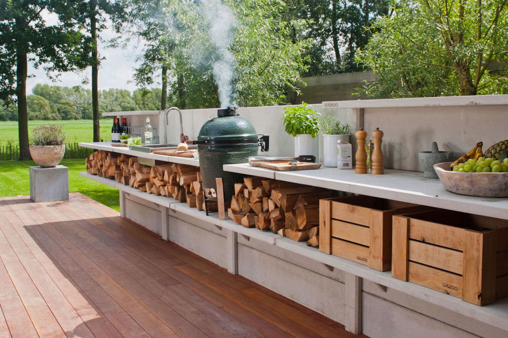 Weber Modular Outdoor Kitchen
