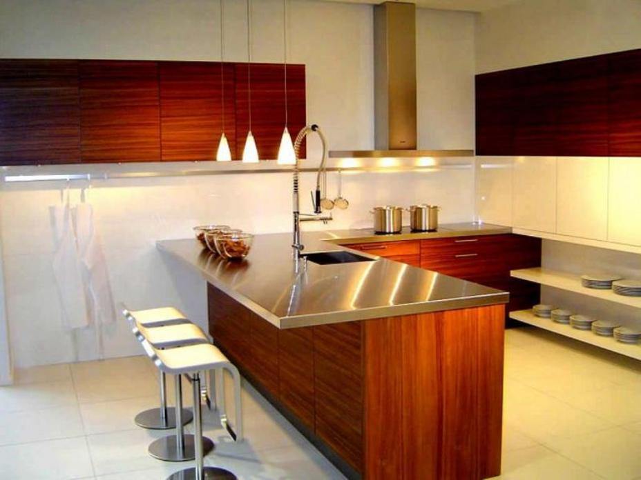 Stainless Steel Kitchen Countertops Pros and Cons