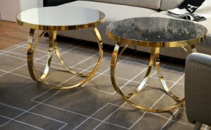 Modern Style Ideas For Metal Coffee Tables