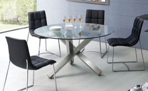 3 Easy Steps to Finding Your Ideal Round Glass Table