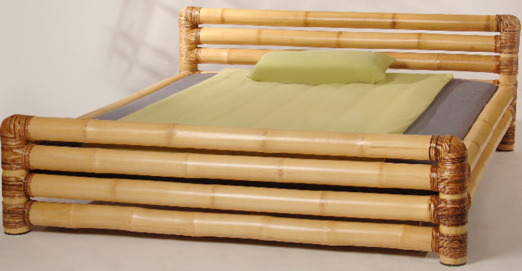 bed frame bamboo bedroom furniture bamboo bedroom furniture set back