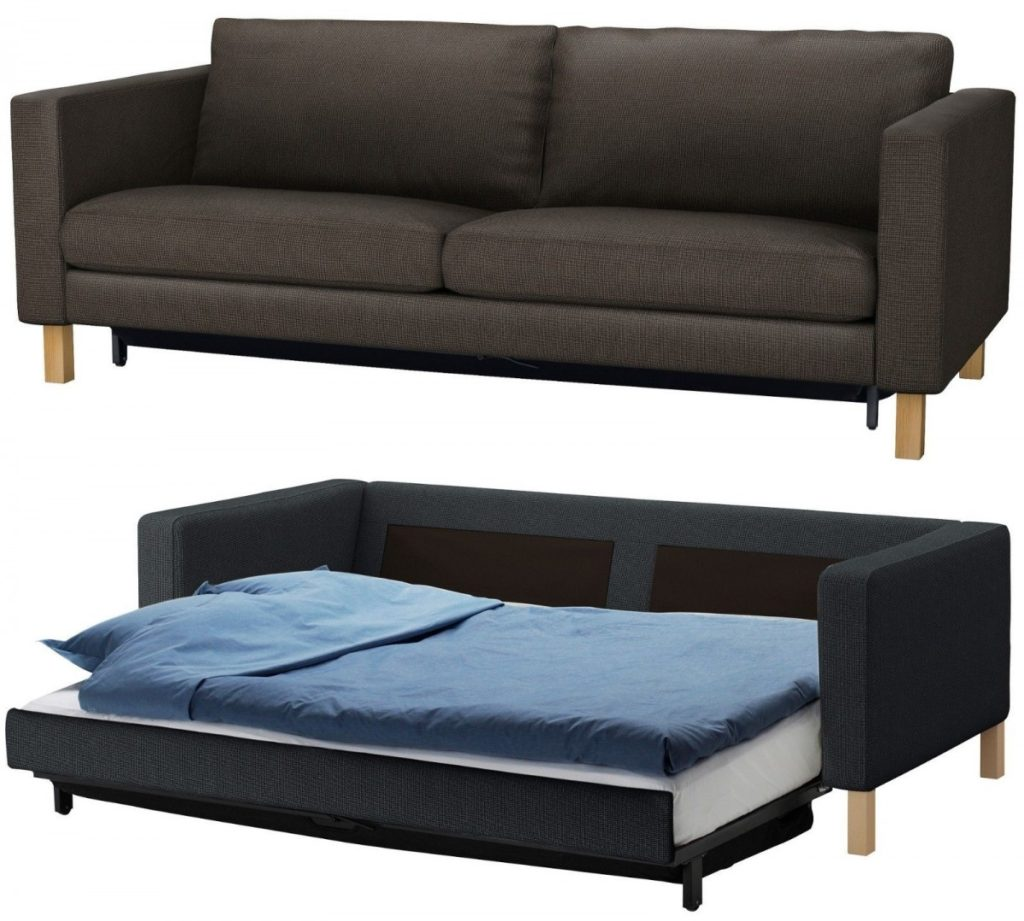 Loveseat sleeper sofa for convertible furniture piece for Ikea sofa set