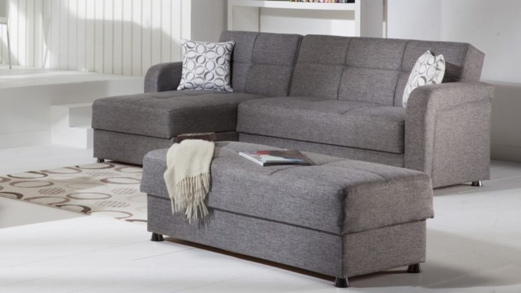 Loveseat Sleeper Sofa for Convertible Furniture Piece : EVA Furniture