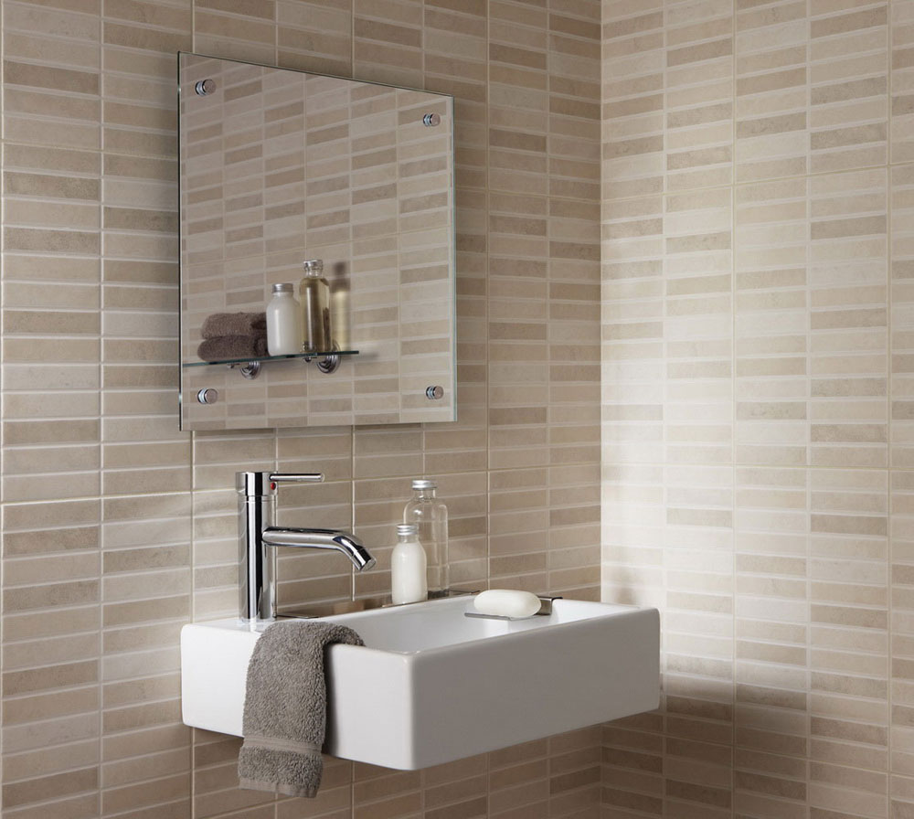 Bathroom tiles designs for small spaces -  Modern Bathroom Tiles Design Ideas For Small Bathrooms