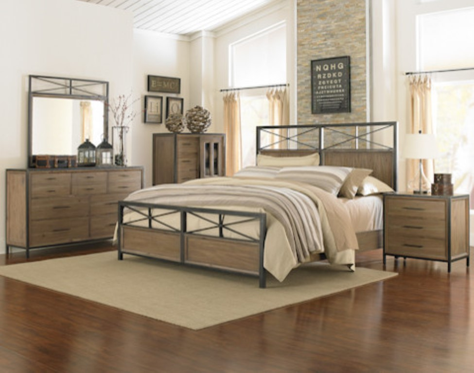 Black metal bedroom furniture eva furniture for Iron bedroom furniture