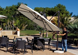 Offset Patio Umbrella, Tips to Get the Right One