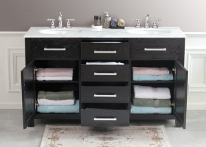 A 60 Inch Bathroom Vanity Is The Perfect Compromise for Space