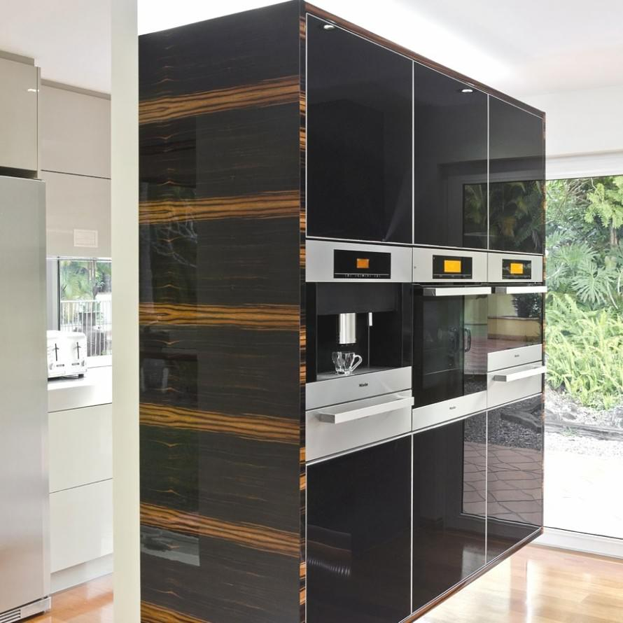 Australian Kitchen Design with Cabinet