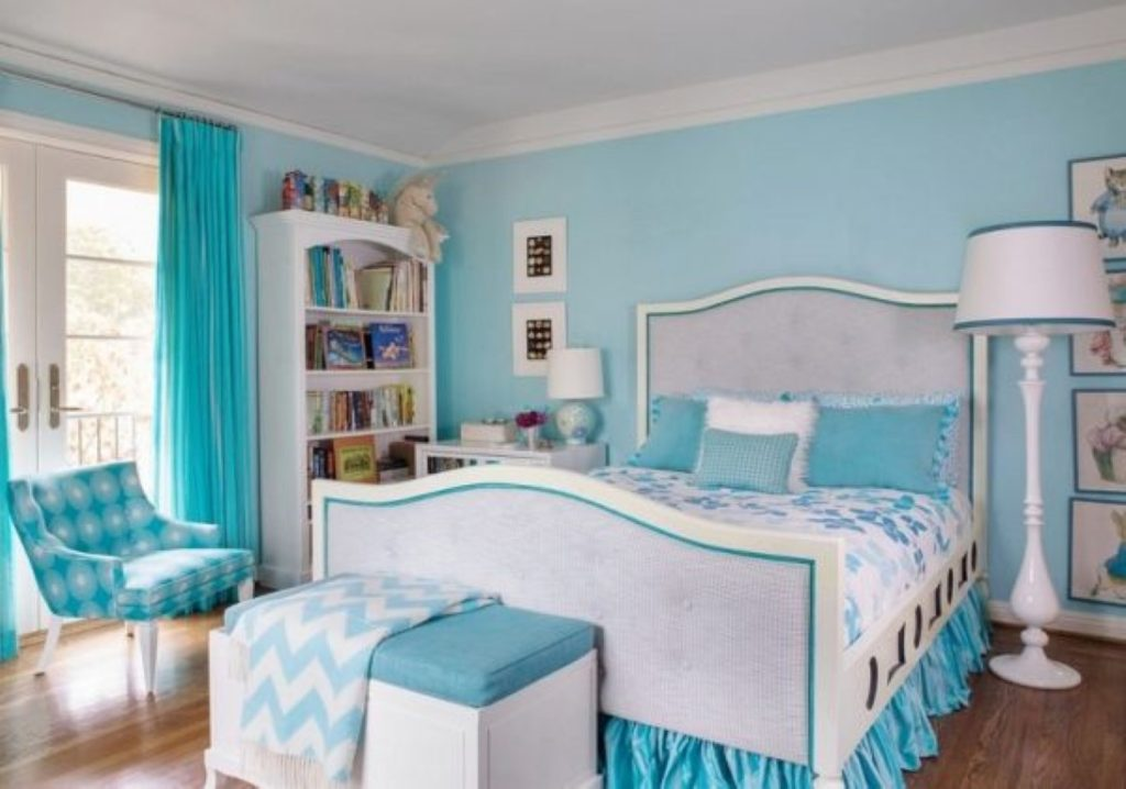 Blue Kids Bedroom Furniture
