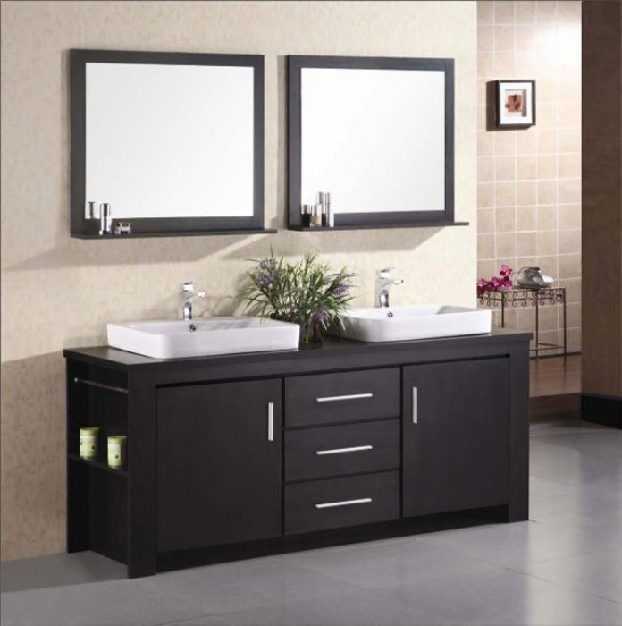 Bathroom sink ideas for bathroom remodeling eva furniture for Cheap kitchen sink ideas