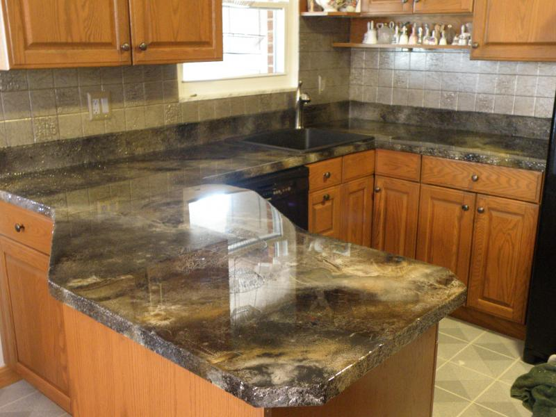Installing Formica Countertops