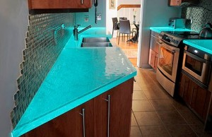 Design and Types of Kitchen Counter Tops for Your Stylish Kitchen