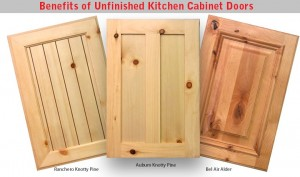 Unfinished Kitchen Cabinet Doors, Best Way to Remodel Cabinet