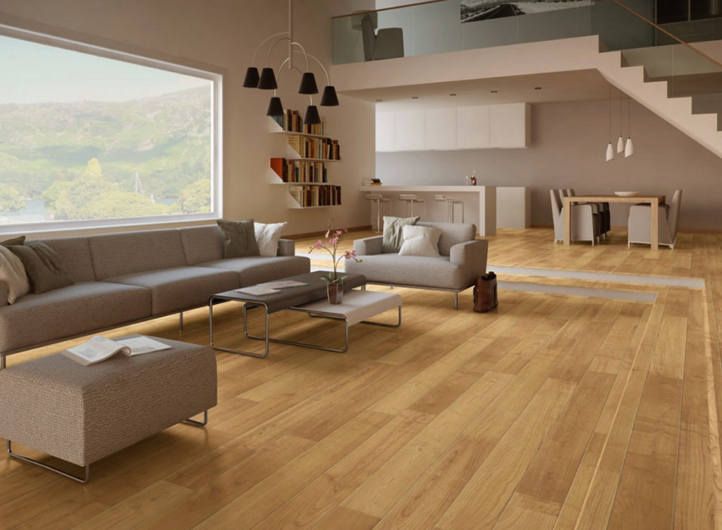 laminate flooring without removing skirting