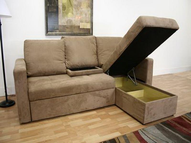 sleeper sofa bed sectional chaise small your couch leather
