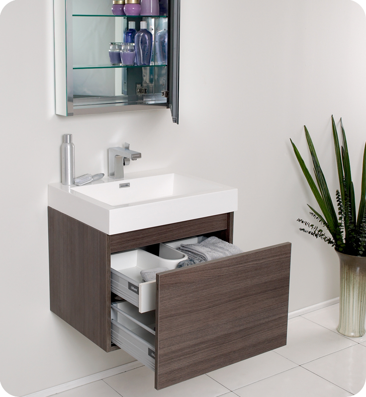 Contemporary Small Bathroom Vanities for Small Bathroom Desing