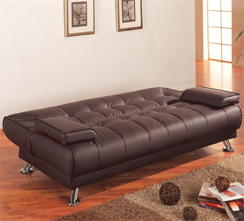 Convertible sofa bed eva furniture for Divan convertible