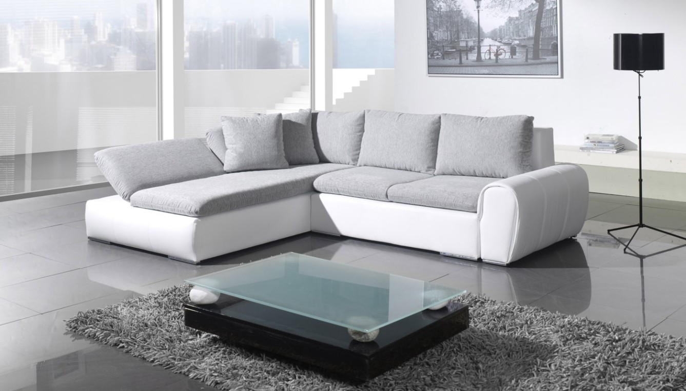 Corner sofa bed style for new home design eva furniture for Furniture sofa bed