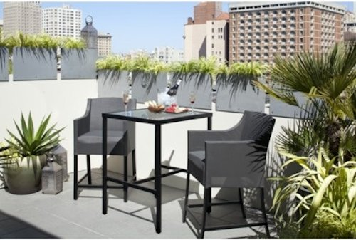 Modern Small Patio Furniture Sets | EVA Furniture