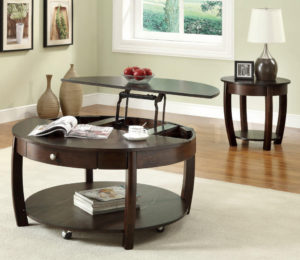 Round Coffee Table, The Best Furniture For Your Guest Hall