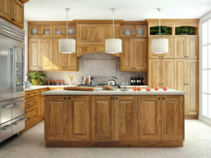 15 Hickory Kitchen Cabinets Design Ideas