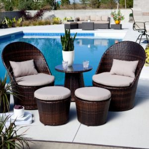 15 Small Patio Furniture for Small Spaces