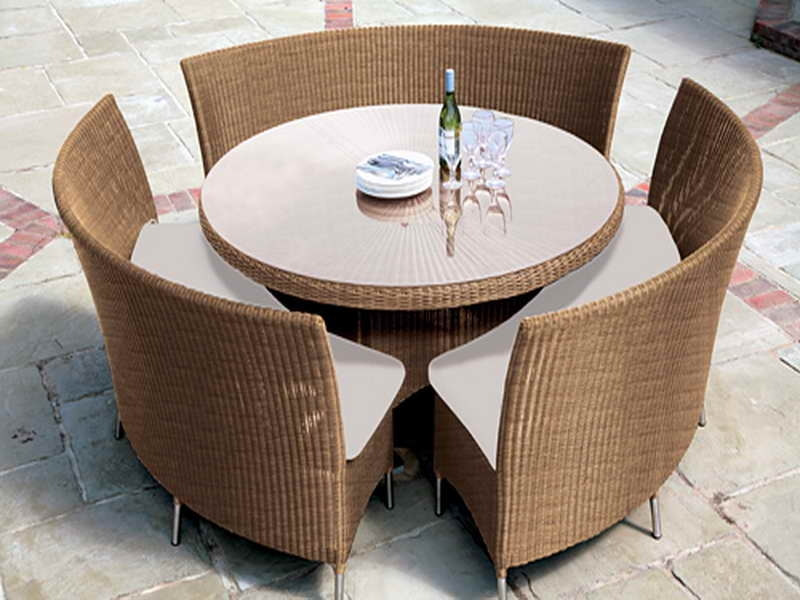 Small Patio Table And Chairs Part - 37: Patio Furniture For Small Spaces