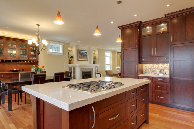 countertop-granite-kitchen