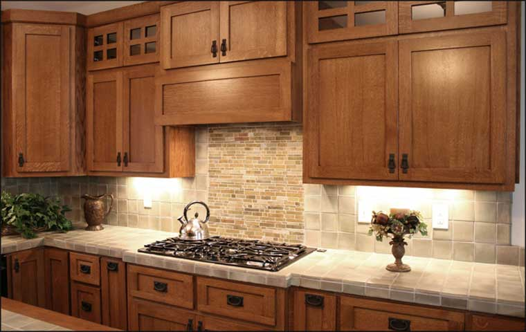 craftsman-kitchen-cabinets-design-ideas | eva furniture